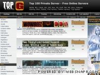 topg.org - Top Private Servers