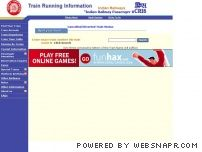 trainenquiry.com - Train running information - TrainEnquiry.com