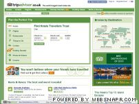 tripadvisor.co.uk - Holiday Reviews - Hotels, Resorts and Holiday Packages - TripAdvisor