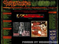 twistedsiblings.com - Twisted Siblings - Dark & Twisted Myspace Layouts, Scary Myspace Codes, Myspace Generators, Myspace Tweaks