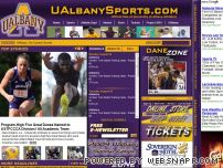 ualbanysports.com - UAlbanySports.com—Official Web site of University at Albany Athletics
