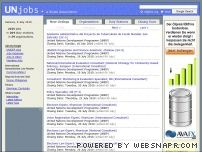 unjobs.org - Job Vacancies in United Nations and International Organizations