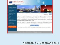 vfs-au-gcc.com - Australia Visa - The Rules, The Procedure, The Documents