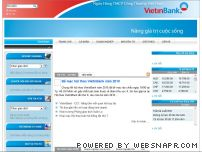 vietinbank.vn - VietinBank - Vietnam Joint Stock  Commercial Bank for Industry and Trade