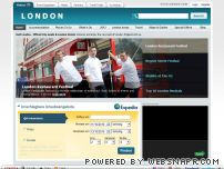 visitlondon.com - Visit London - London's Official City Guide & Hotel Offers