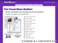 visualmenu.com - The 100% Standards Compliant DHTML Menu