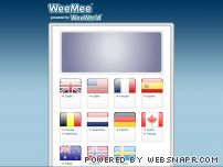 wee-mee.com - WeeMee - Please select your language