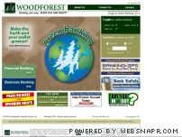 woodforest.com - Woodforest - 			Home Page