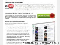 youtubedownloader.com - Youtubedownloader.com